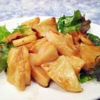 2月9日「筍のチーズ焼き」