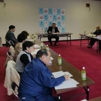 音別支所(地域福祉推進センター)地域福祉推進委員会を開催