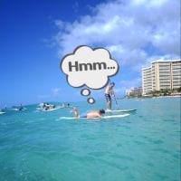 ホノルル便り   私、サーフィンです。