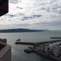 素晴らしい眺望の明石のマンションです。