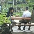 わぁーーーサンウだヾ(≧▽≦)ノ  今日の撮影②~🎬  クォン・サンウ   ソン・ドンイル『探偵2』 ソン・ドンイルが見たいと思い代わりにクォン・サンウだけ見るように(笑)