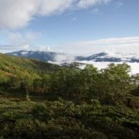 大雪山系 赤岳-黒岳 紅葉プチ縦走