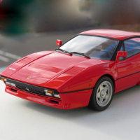 フジミ フェラーリ 288GTO 完成