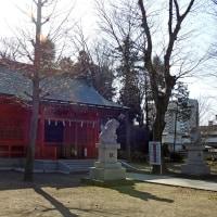 武蔵国一之宮・小野神社(東京都多摩市)
