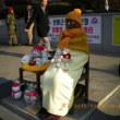 釜山の日本総領事館前に再び少女像、これは誰が見ても日本に対する嫌がらせである