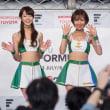 多田夏摘さん 2017 Super Formula 第3戦 Fuji Speed Way Vol.2 無断転載、無断2次利用禁止です