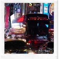 Ⅳ ニューヨーク ⑤ 『THE RIDE』バスと、NYレストランでの夕食~ぼくのアメリカ~ My U S A New York