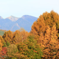 秋めいてきた八ヶ岳