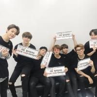 BTS 本日のツイート(2017.6.25)