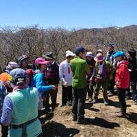 ボランティア登山