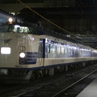 485系R編成、583系、北陸新幹線E2系。 来月で退役へ