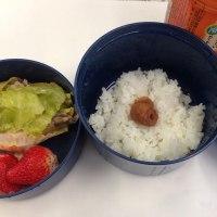 お弁当〜(*^_^*)