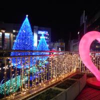 クリスマス・イルミネーション@所沢駅前