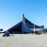国立代々木競技場【東京都渋谷区】