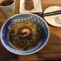 初めての台湾旅行_グルメ編(台南料理_「赤崁擔仔麵」(せっかんたんつーめん)
