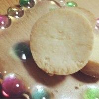 スライスチーズを使ったチーズクッキーを、作ってみた。