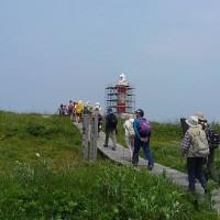 7月20日(火)さっぽろ自然散歩~石狩浜~の様子