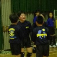 3月25日 ジュニア練習試合の結果