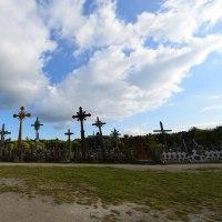 バルト三国 十字架の丘を目指して