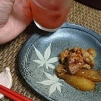 アオムシくんが作った~豚バラ大根甘辛みそ炒め