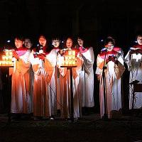 東雲女子大学・短期大学 クリスマスツリー 点灯式