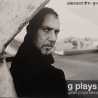 まさにガラティ g plays G  /  alessandro galati