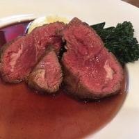 松山グルメ そばにおフランス、イタリア料理で肉を食らう