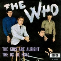 The Who翻訳に挑戦11:The Kids Are Alright