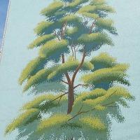 ♬ この木 なんの木 気になる木・・・不思議な花が咲いてるね~! ♬