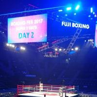 山梨県K.T.Tスポーツボクシングジム公式ブログ・・・BOXING FES 2017