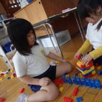 みどり 4歳児 製作・室内遊び