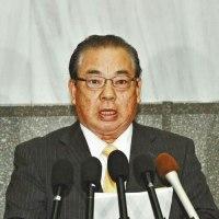 安慶田副知事が辞任 翁長知事に意向伝える