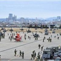 東日本大震災から6年、教訓をしっかり具体化して訓練を積み上げよう