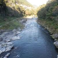 杣の小橋(多摩川)