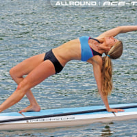 ��ư������� SUP Yoga & Fitness ����������ΰ����Ҳ𤵤��Ƥ��������ޤ���