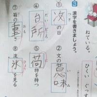 まやかし漢字
