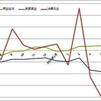 総じて言えるのは日本は政治的にも金融的にも産業的にも危機的状況にという事である。