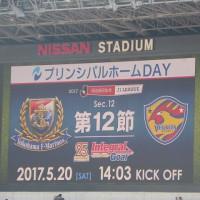 【J1】横浜vs仙台「ストレス」@日産