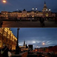ロシアとバルト3国、ポーランドを巡る旅 5: モスクワ 4