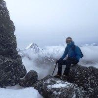 赤岳と横岳:硫黄岳から大ダルミ