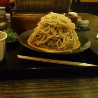 京都一乗寺の蕎麦や