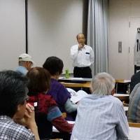 10.21安保破棄三重県集会で沖縄高江のヘリパッド建設反対のたたかいの報告