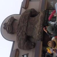 津軽半島竜飛崎から津軽海峡を一望した・・・