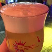 ベルギービールウィークエンド 2017 名古屋