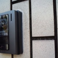 今日は、広島県廿日市市へドアホンカメラ取り替え工事にお伺いしました~(^^♪