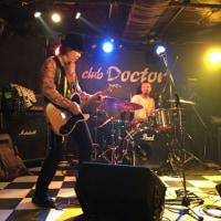渦 1月5日 荻窪CLUB DOCTOR