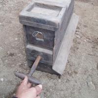 ◆『街道をゆく』砂鉄のみち(吉井川の鋳物師)2