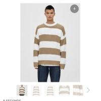 7200円(送料込) ジェジュンがCjes Instagramで着ていたセーター