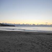 1月15日御宿海岸