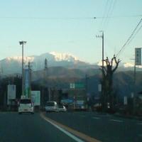 八ヶ岳(多分)
